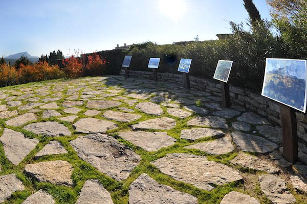 Terrain des peintres -credit JC Carbonne