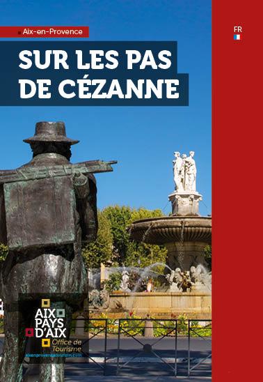 Borchure Cézanne Aix en Provence