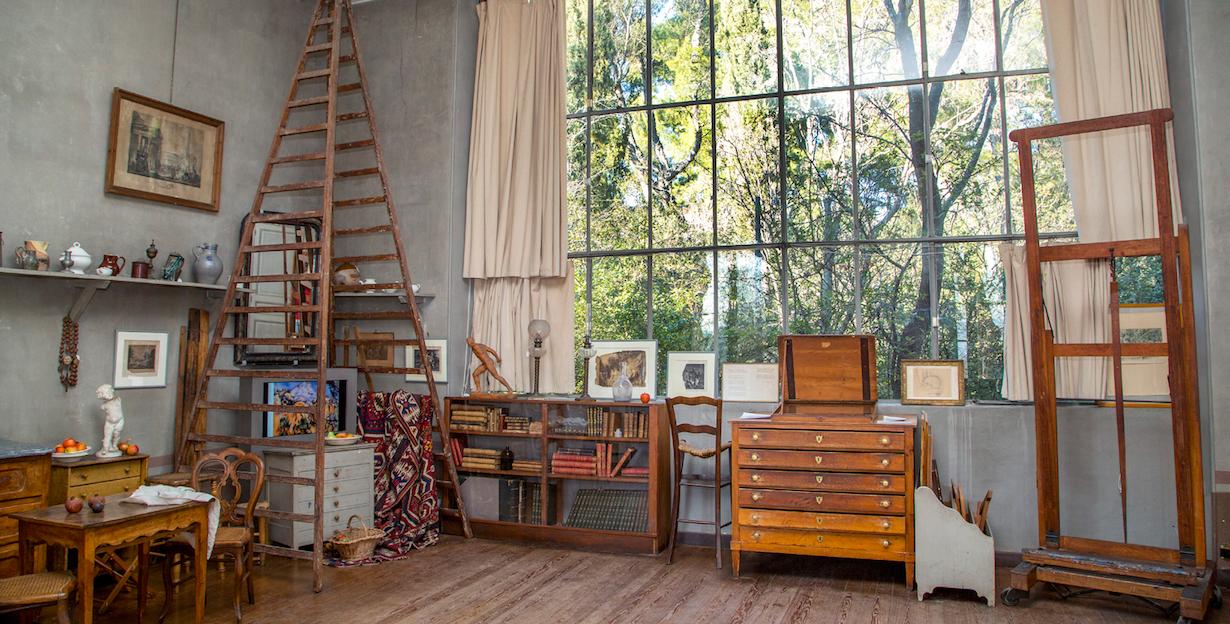 Image result for Paul Cezanne Aix en Provence
