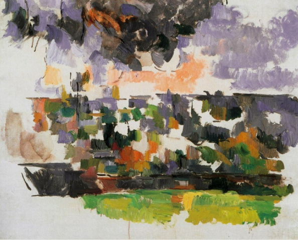 Les paysages aix en provence ville de cezanne for Le jardin des 5 sens aix en provence